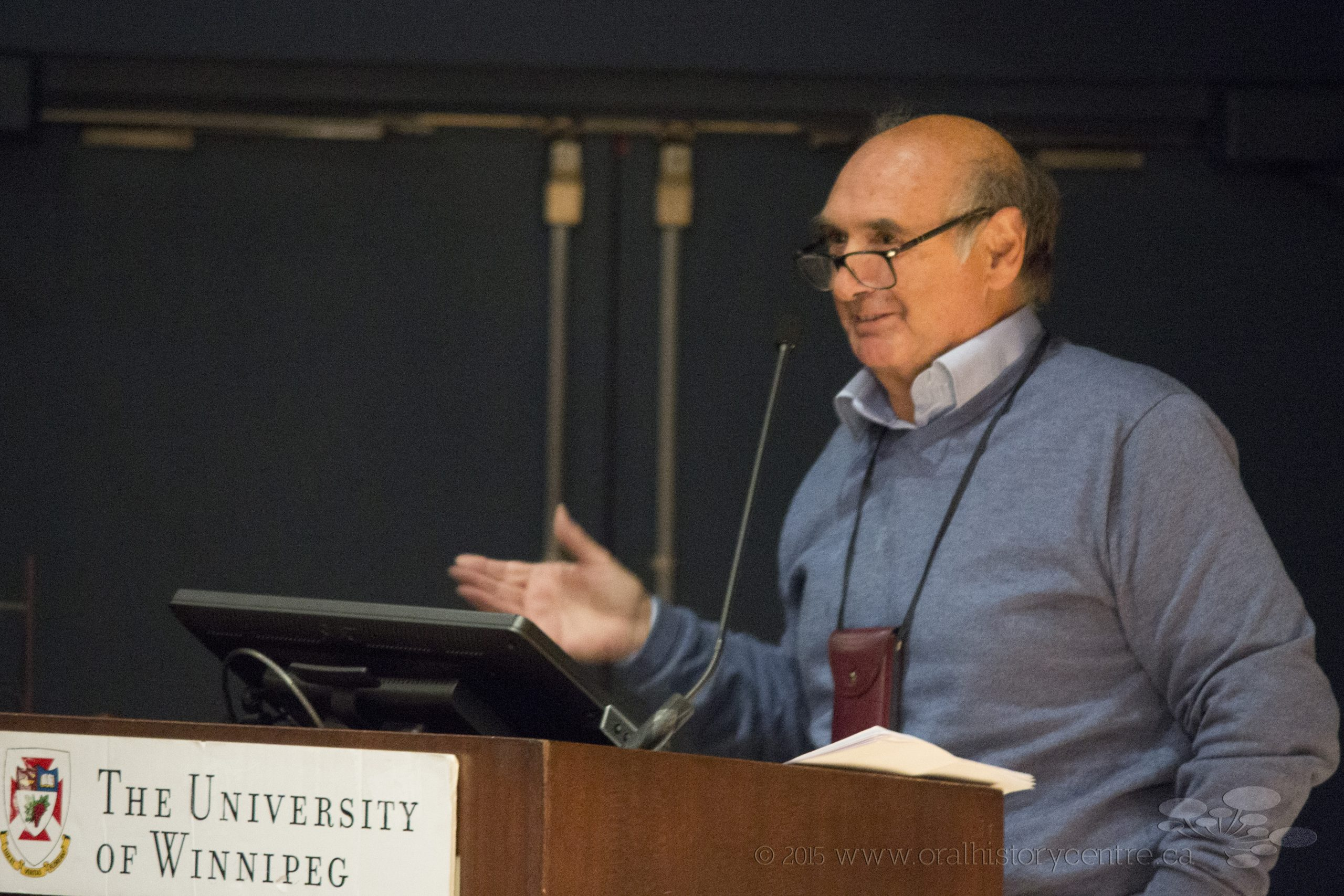 Famed Italian historian Alessandro Portelli discusses Nazi massacre of 335 civilians in Rome