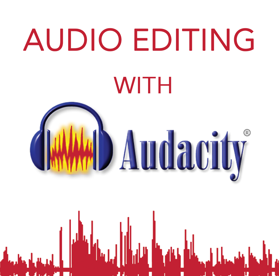 Link to Audio Editing With Audacity workshop description