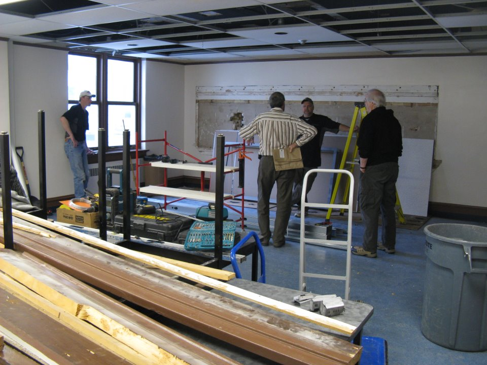 OHC Renovations - OHC Classroom